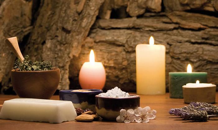 velas aromaterapia