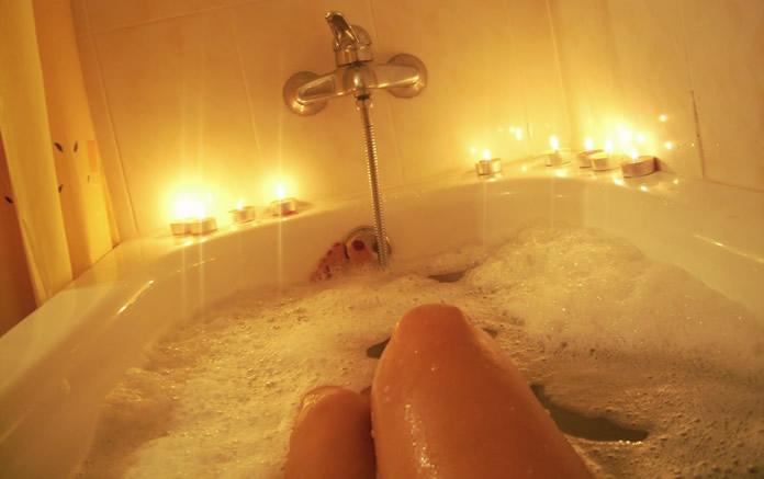 baño de placer