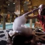 masaje en hamman