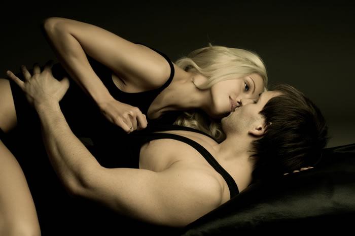 mujer sexualmente activa