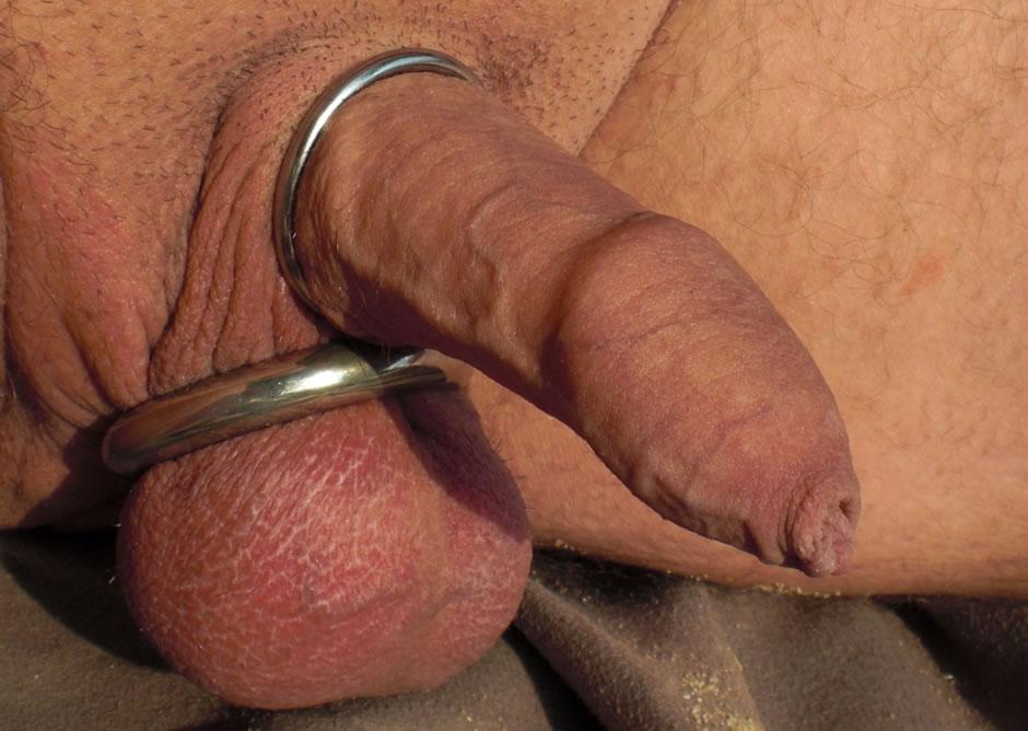 anillo para pene rigido