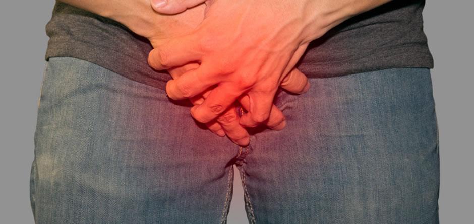 Inflamación del glande