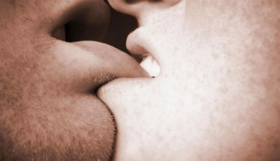 formas de besar según el Kama Sutra